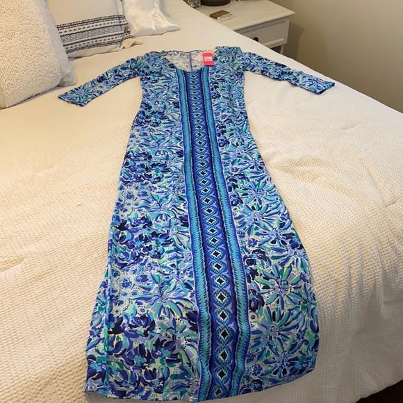 New Lilly Pulitzer Maxi Dress